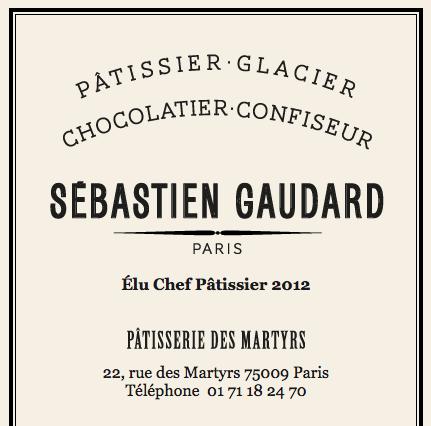 Sebastien Gaudard